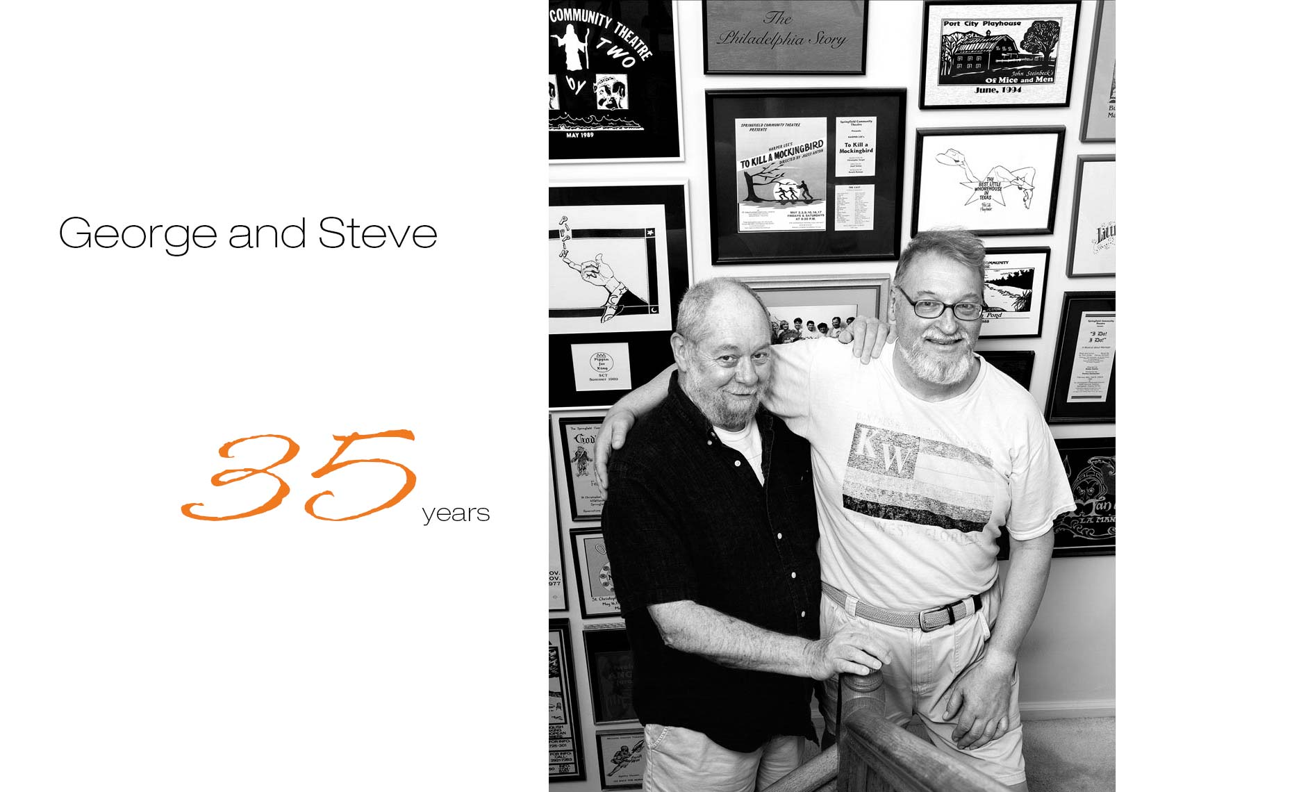 GeorgeandSteve_35yrs